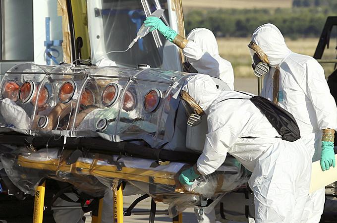 US 'to send' untested Ebola drug to Liberia