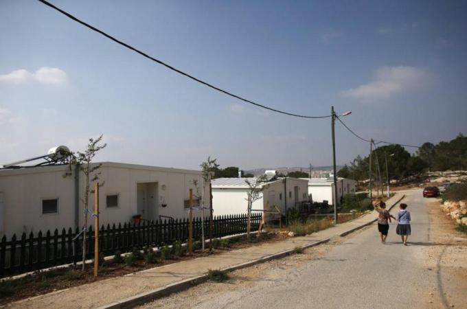 US decries Israel's West Bank land grab