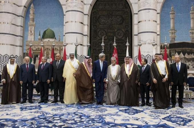 Arab states to back US in fight against IS