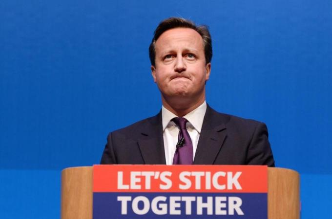 Cameron warns Scots of 'painful divorce