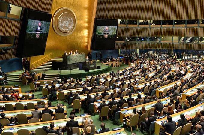 UN summit sets goals to combat climate change