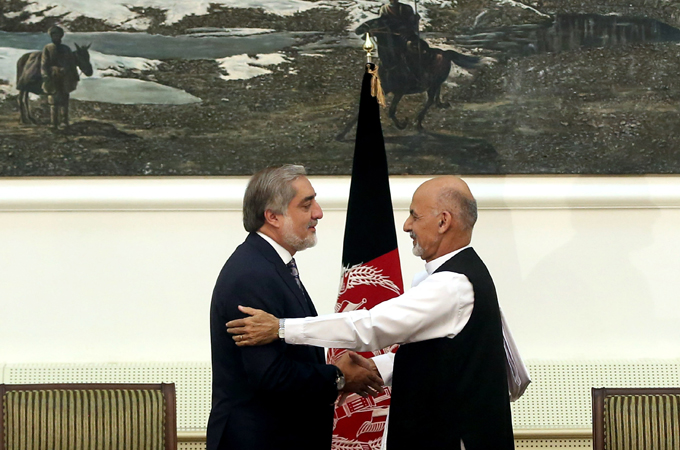 Afghanistan to inaugurate new preside