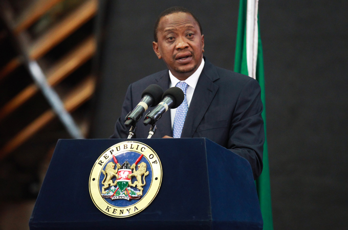 Kenyan president ordered to attend ICC trial