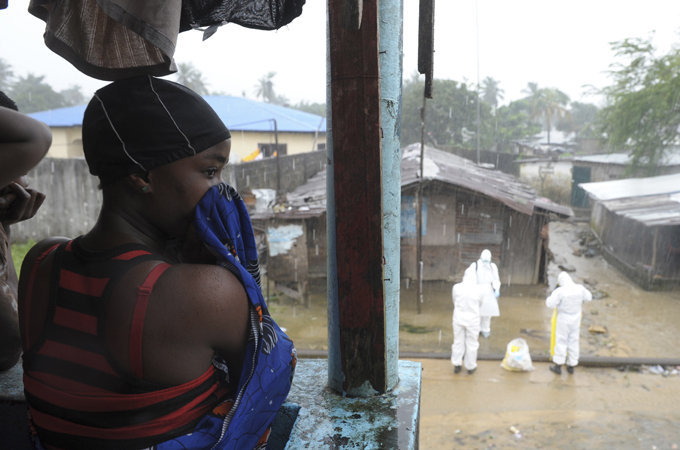 WHO: Liberia to see huge Ebola surge