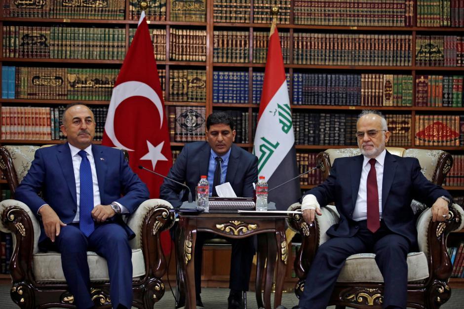 Turkey, Iran, Iraq concerned over Kurdish referendum