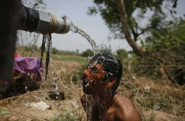India: Indian heat wave kills more then 800