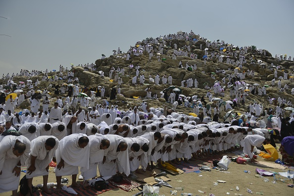 More than 2 million Muslim pilgrims mass in Mecca for hajj
