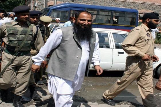Indian Court quashes separatist leader Masarat Alam`s Detention under Public Safety Act