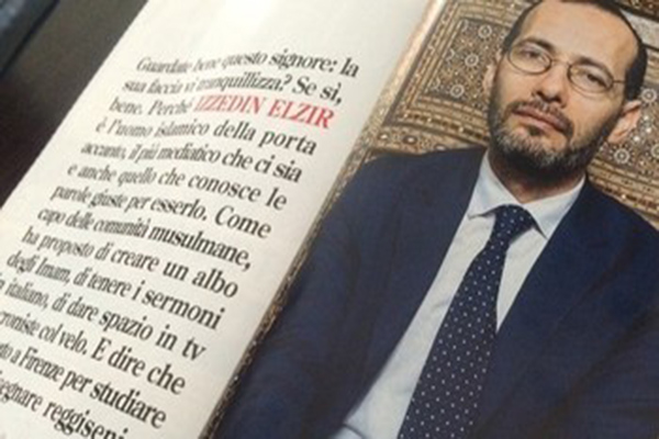 Italy: Imam boycotts cultural event over Israeli funding