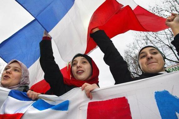 French Muslims job discrimination:  4 times less likely to get interview than Christians