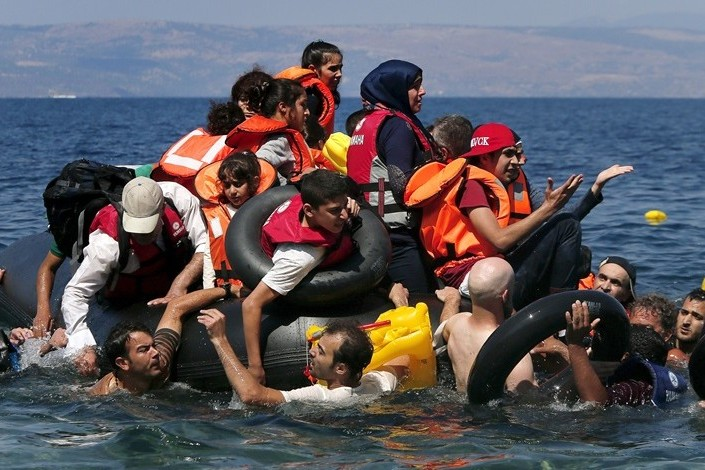 Hundreds of Syrian refugees died trying to reach Europe. Most of the victims in recent weeks have been children.