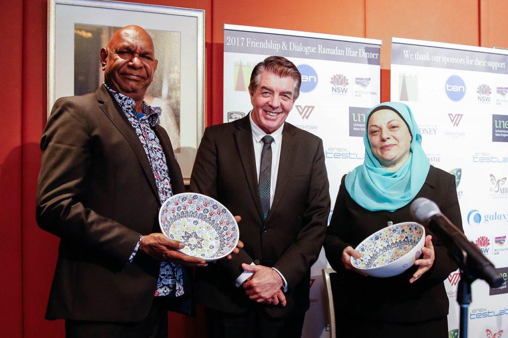 Record breaking Iftars gathering at NSW Parliament : Australia