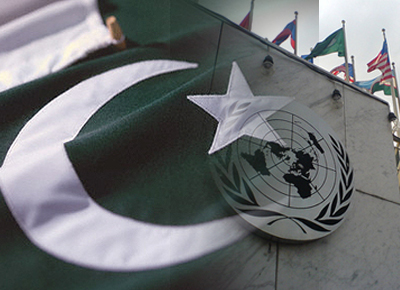 Pakistan gives UNGA president dossier on human rights violations in held Kashmir :Pakistan