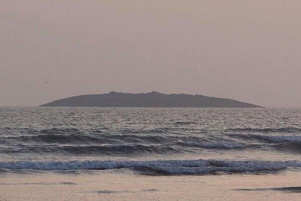 Earthquake creates new island near Gwadar sea