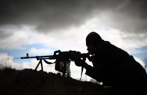 Rebel ambush kills 28 regime fighters near Damascus