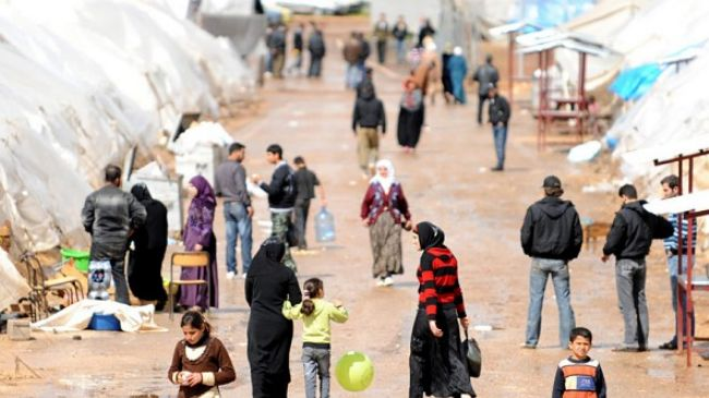 UN says Syria refugees pass three million