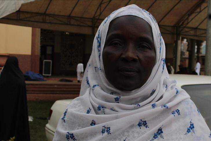 Ugandan fish seller woman saved money for Hajj after 10-year struggle