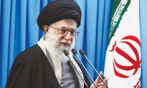 Irans Supreme Leader Calls For Support For Kashmiris
