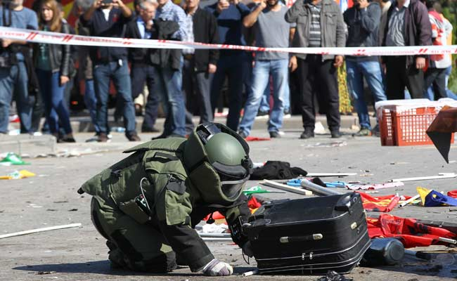 Bomb Blast in Turkish capital , More than 30 killed, 125 injured