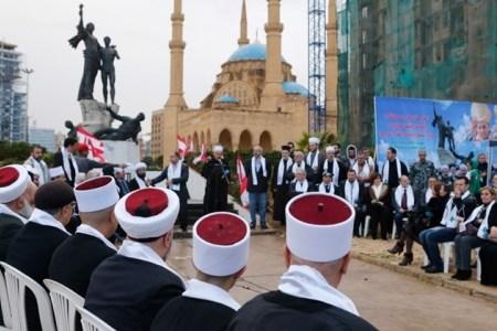 Lebanon marks 40th anniversary of outbreak of civil war