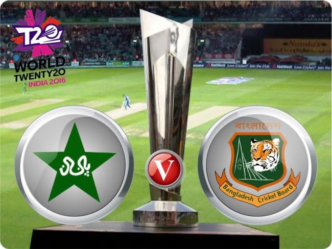 Pakistan VS Bangladesh 16th march clash at the Eden