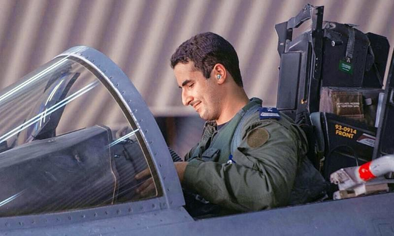 Saudi kings air force pilot son named envoy to US