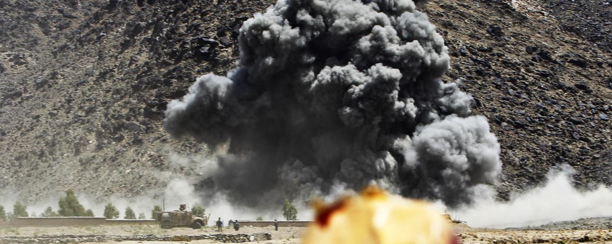 Afghan airstrike against Islamic State kills 40