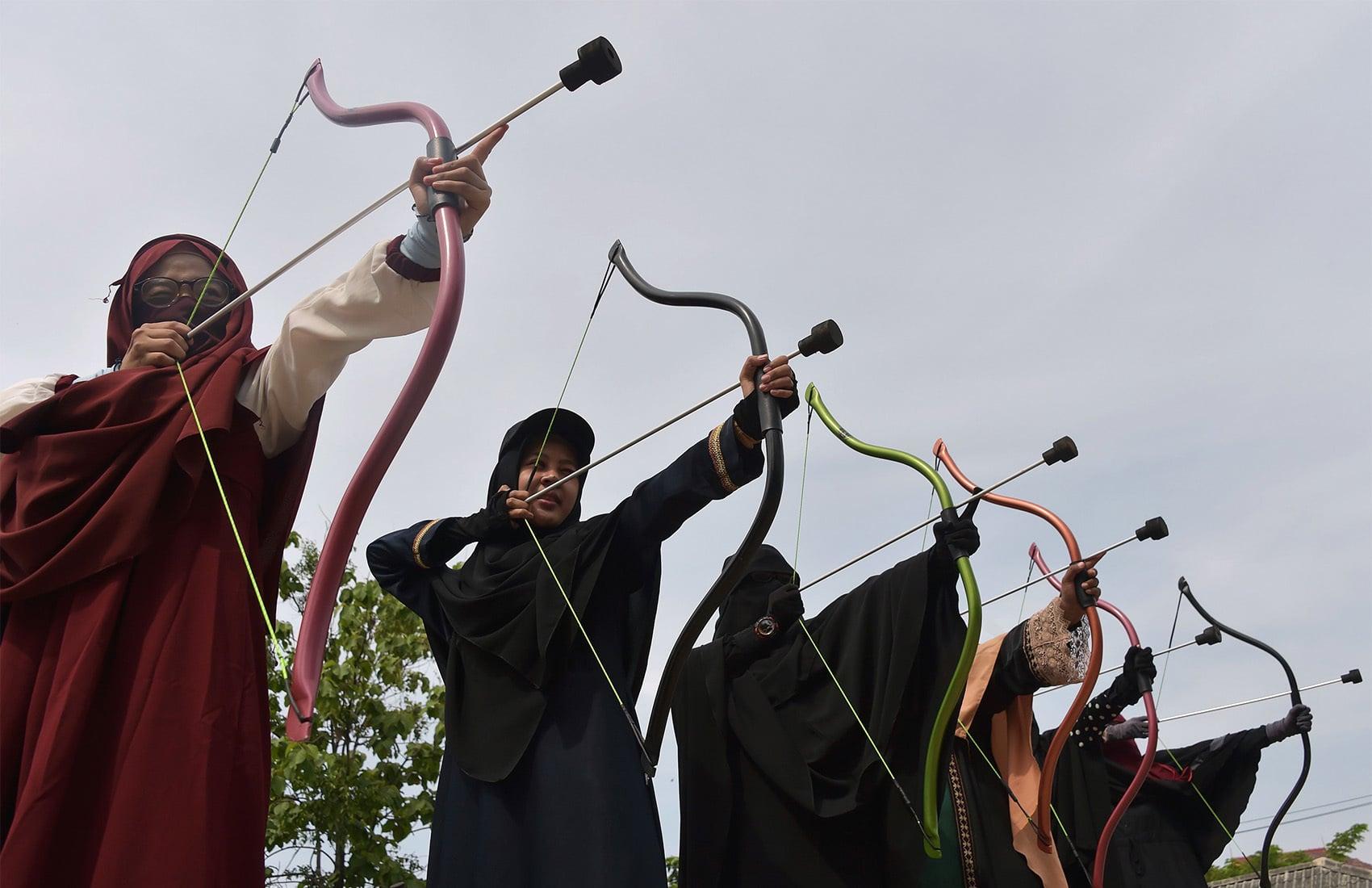 Indonesia  Niqab Squad takes aim at face veil prejudice