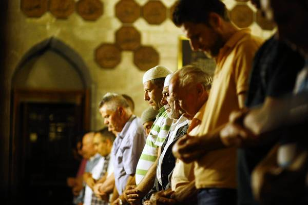 US: Chicago Muslim Services Color Ramadan