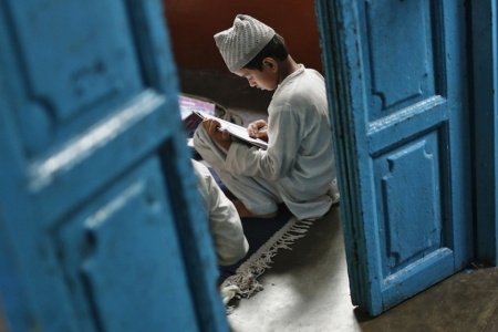 Chinese authorities demolish Uyghur home for holding Quran classes