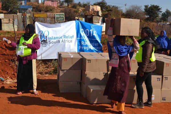 South African Muslim Organizations launch Ramadan charity