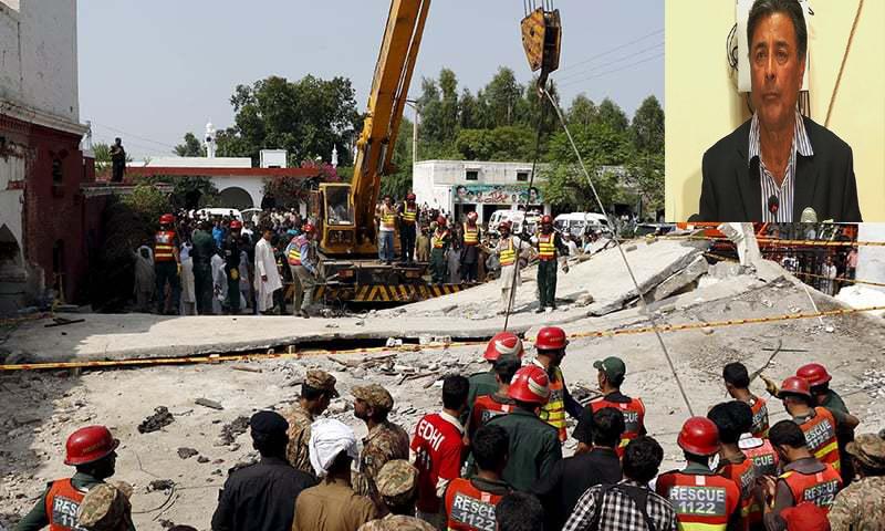 Pakistan: Punjab home minister Shuja Khanzada killed in terror attack