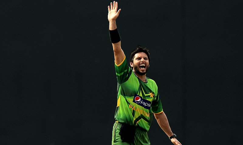 Afridi makes stylish comeback with West Indies demolition