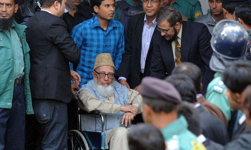 Top Jamaat leader found guilty of Bangladesh war crimes