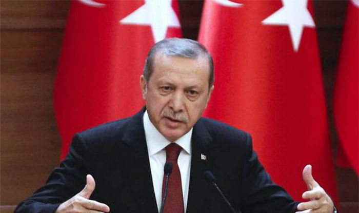 Remove Jerusalem metal detectors, Erdogan tells Israeli counterpart
