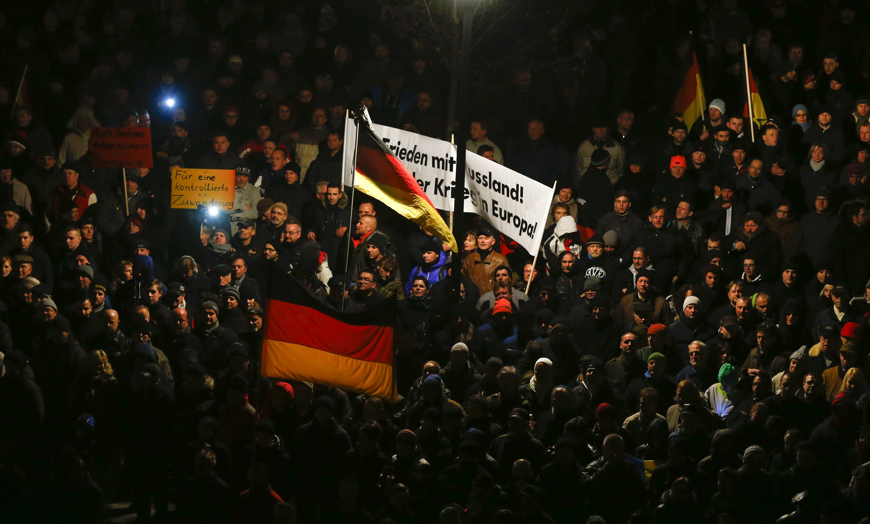 Islamophobic crimes on the rise in Europe :Europe