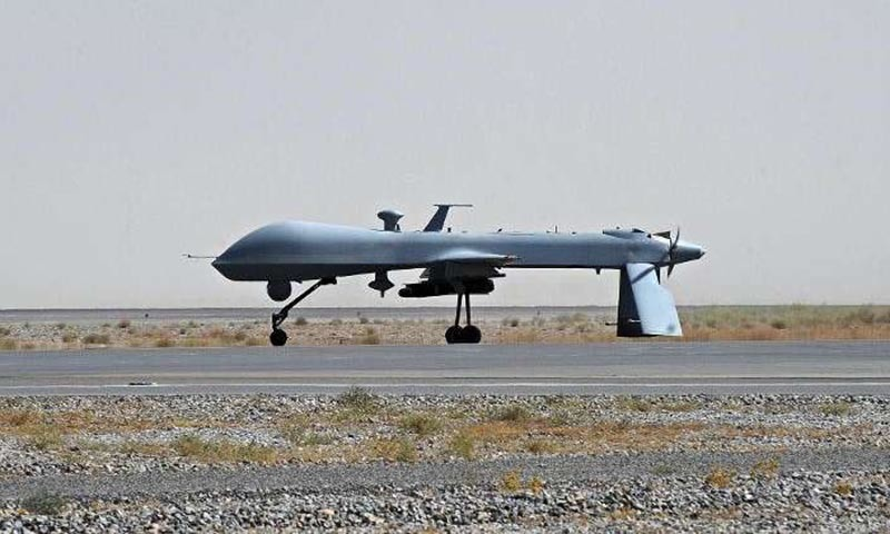 Drone strike in North Waziristan kills six