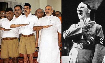 RSS agenda similar to Hitler: Communist Party Leader says