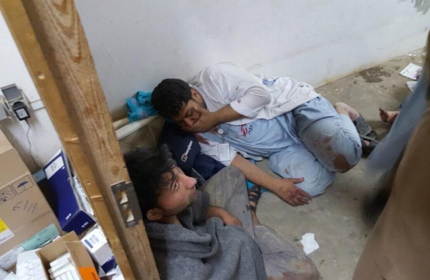 US calls Afghan hospital Air strike a mistake, seeks accountability