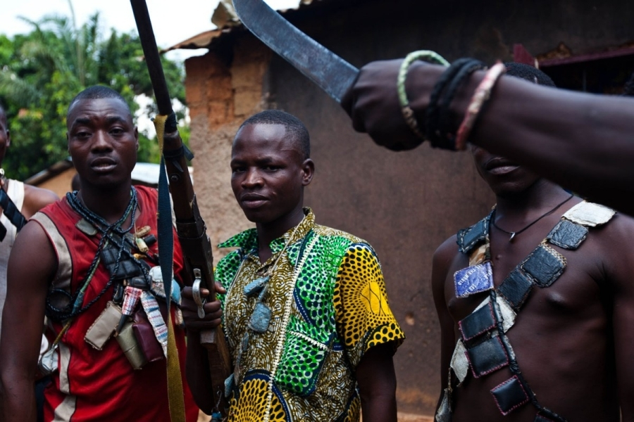 Christian militia attack Muslim youth in Central African Republic