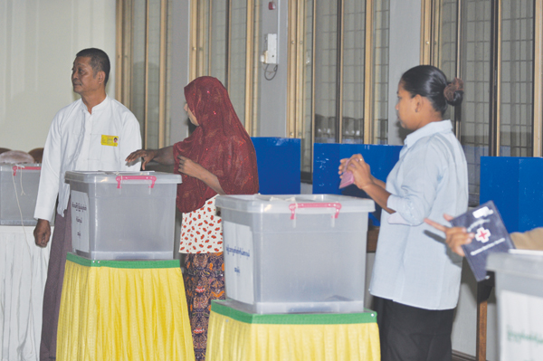 Myanmar Election: All Muslim candidates disqualified