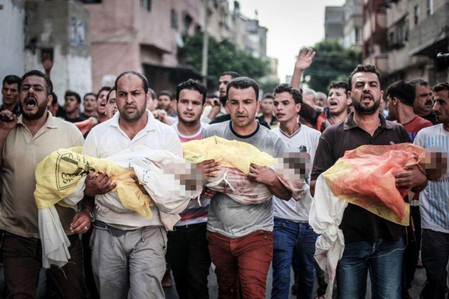 Israel criticizes U.N. children`s envoy over reporting on Israeli war crime