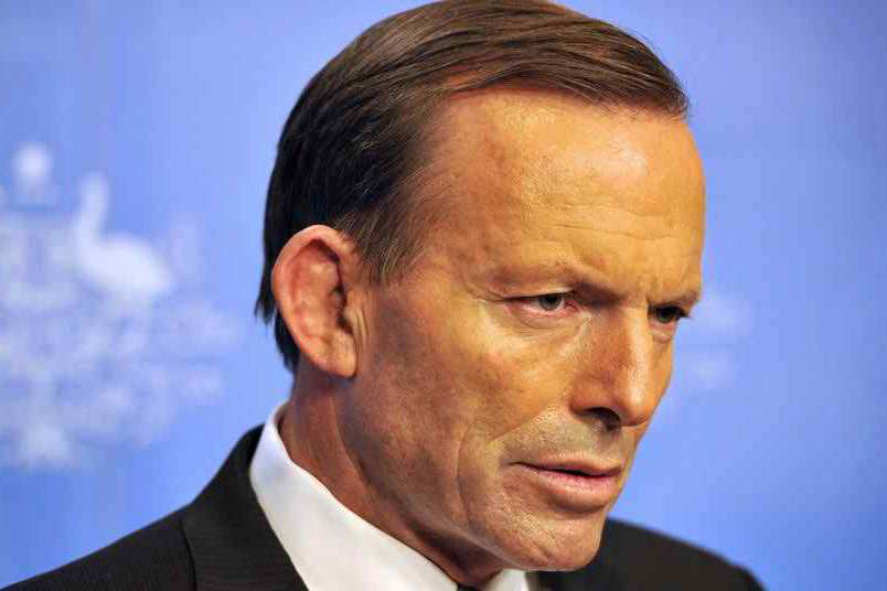 'Nope, nope, nope' Australian Prime Minister says to stranded Rohingya migrants