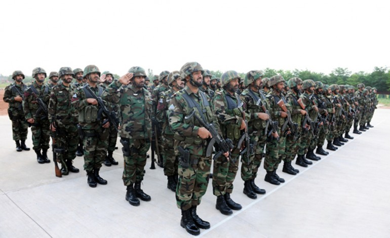 Pakistans SSG Troops Ranked Best In The World