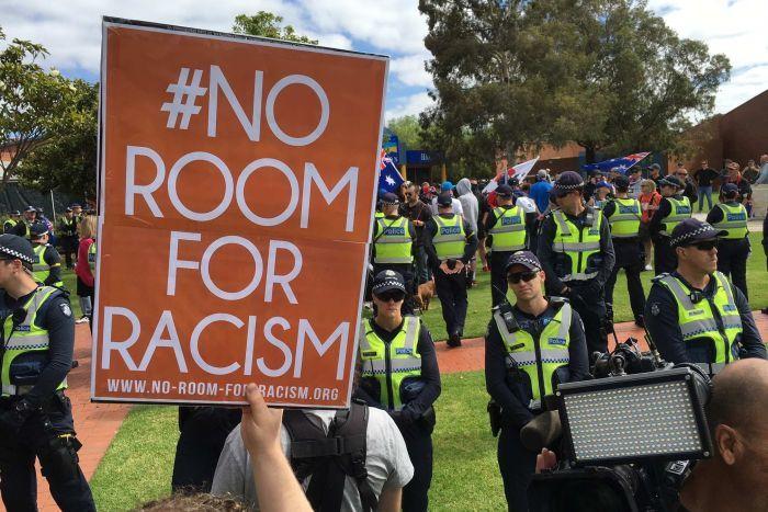 Anti-Islam, Anti-Racism rallies clashes across Australia
