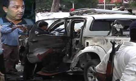 Zardari's security officer killed in suicide attack