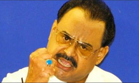 UK says Altaf Hussain's 'disband ISI' letter is authentic