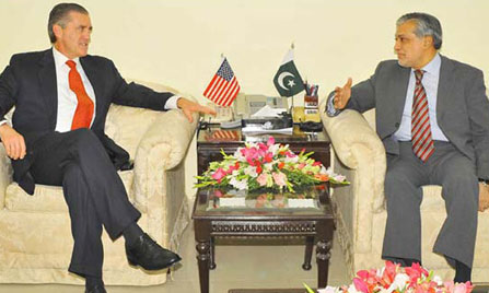 Pak-US trade ties to be enhanced, says Dar