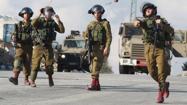 14-year old boy shot in chest by Israeli forces:Palestine