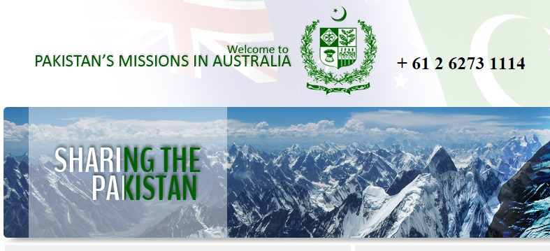 Australian Consul General of Pakistan:Evolving Mechanism For Redressing The Complaints For Overseas Pakistanis